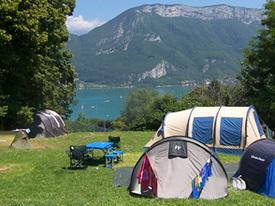 camping municipal Le Belvédère